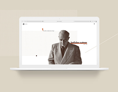 Website: Ladislav Sutnar Portfolio