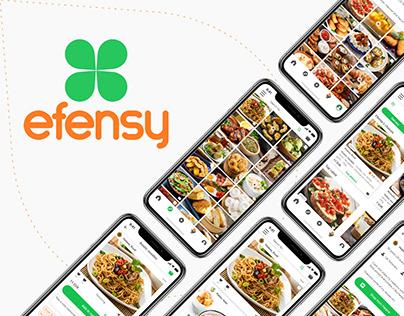 UX/UI Culinary social-network market-place app