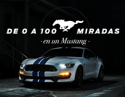 #De0a100Miradas - Ford