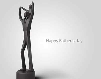 Father's Day - 3D Print
