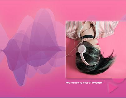 Slight Neumorphic Website Design for Anchor