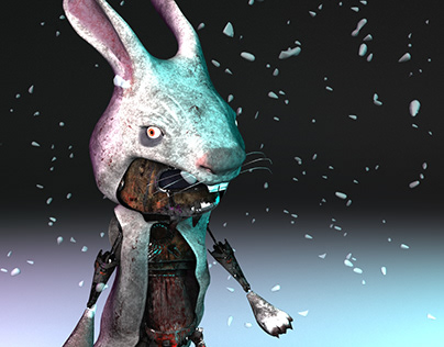 Haze The I-Rabbit