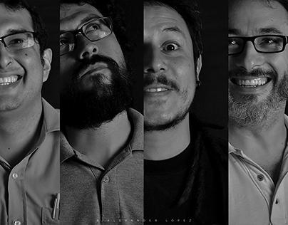 Retratos: Docentes EAM