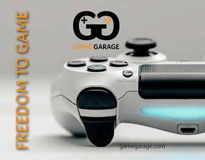 Game Garage Campaign