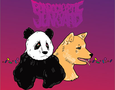 Pandocalyptic Junkyard - Wasteland/music album digipack