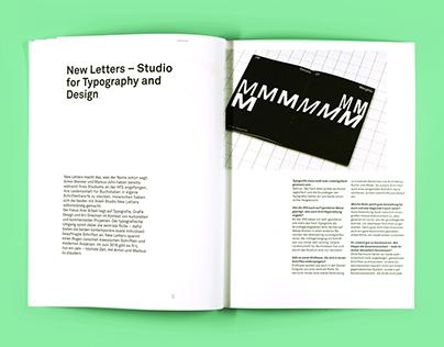 Editorial Design: FORMAT 17 — upside down