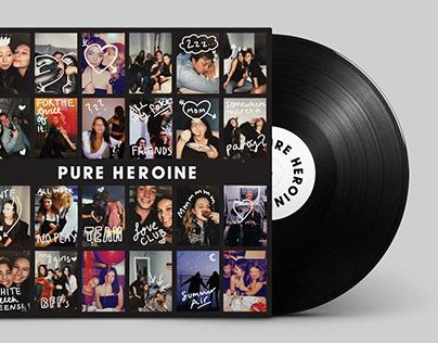 Album Package — Lorde
