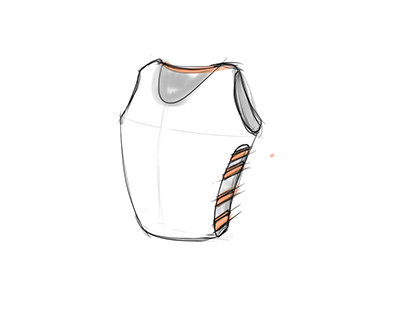 UndeX - Adaptive Undershirt