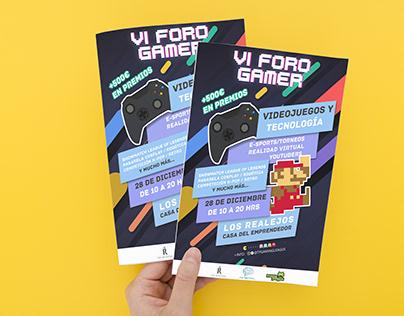 Cartel Publicitario para Eventos