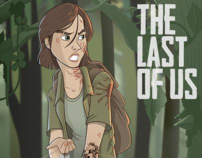 The Las of Us - Ellie