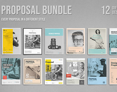 Proposal Template Bundle