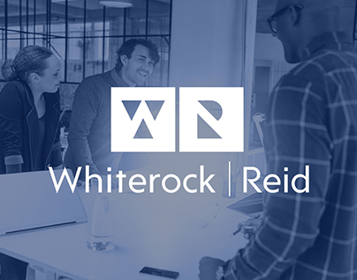 Whiterock Reid Logo Design