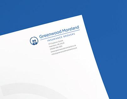 Greenwood Moreland Rebrand