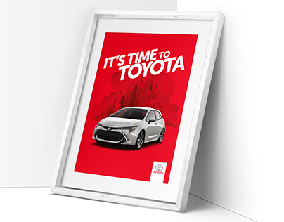 Toyota Marketing campaign