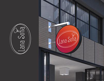 Logo Design LANA SOFIA