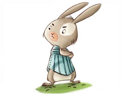 Bunnies, bunnies!