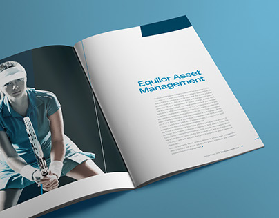 Equilor Investment Ltd. Annual Report 2016