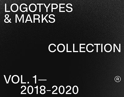 Logofolio 2018—2020