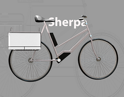 Sherpa-bike carrier concept