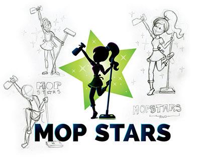 Mop Star Logo