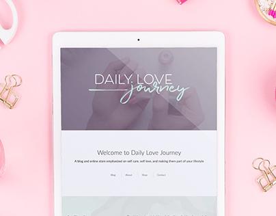Daily Love Journey Website