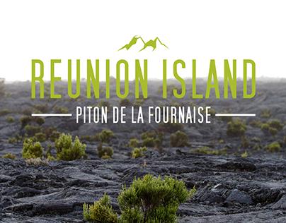 REUNION ISLAND - Piton de la Fournaise