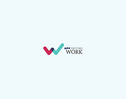 First Work Pro Logo & Branding