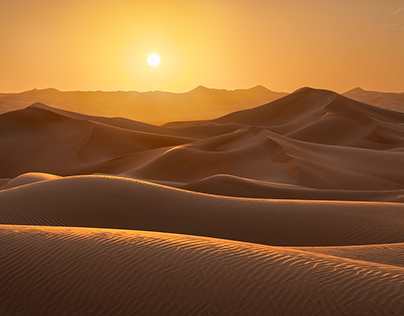 Rub Al'Khali - The Empty Quarter