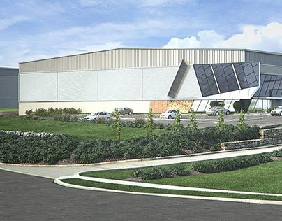 Henderson road warehouse