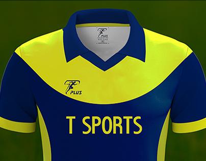 T sports kit
