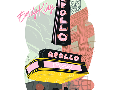 Emily King at the Apollo Theater