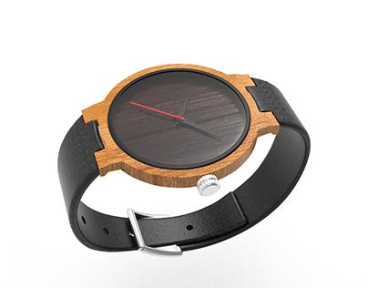 Relógio WoodStock