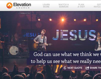 ElevationChurch.org