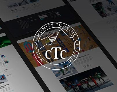 Community Touring Club - Refonte de site
