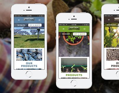 Website Design & Development: Soiland