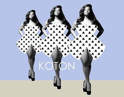 Koton Logo Re-Design