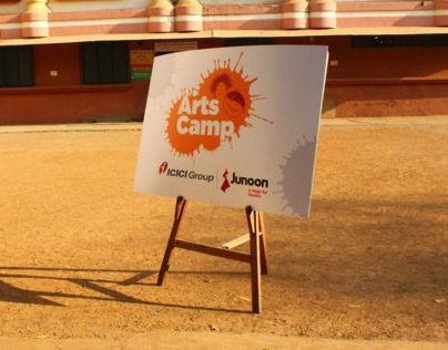 JUNOON Art Camp