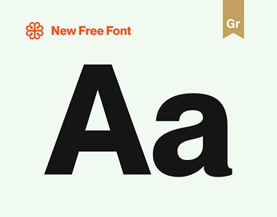 Neue Montreal — Free Font