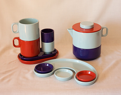 IRIS / tableware