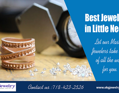 Best Jeweler in Little Neck|https://okgjewelry.com/
