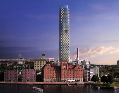 nacka tower, sweden 2013