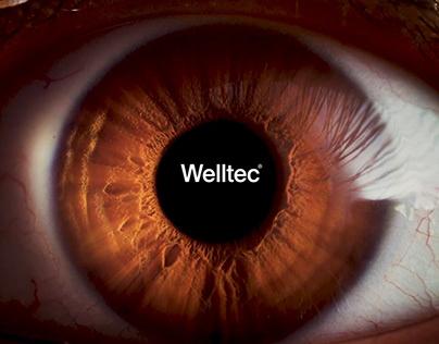 Welltec — Brand/Corporate Identity