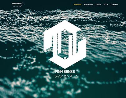 FINN SENSE - Web Design