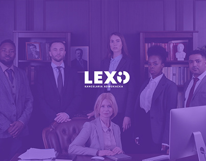 Lexio Law Office Branding