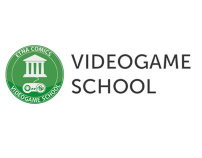 Videogame School | Logo Design