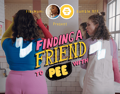 Finding a Friend to Pee With