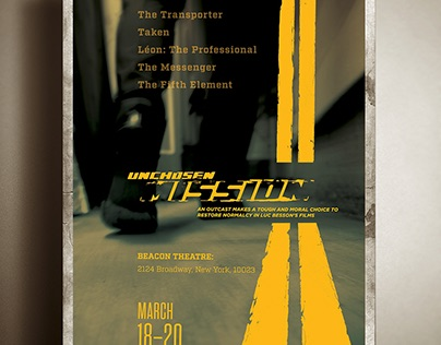 Luc Besson Film Festival