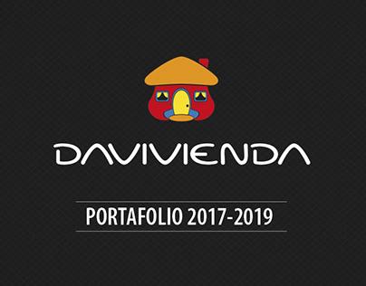 Davivienda - Portafolio 2017/2019