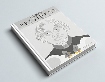 DR. A.P.J Abdul Kalam (Cover and Illustration Design)