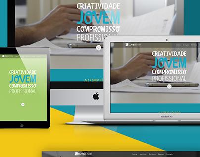 Comp Júnior Website
